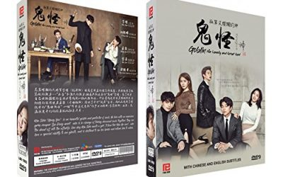Goblin – The Lonely and Great God (16 Episodes + 3 Bonus Special Making) Korean Drama DVD with English Subtitle (NTSC All Region)