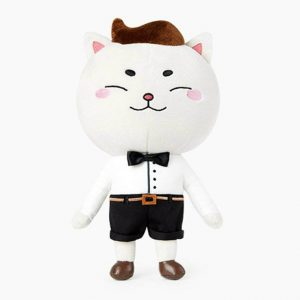 Ddokebi Cat Stuffed Doll
