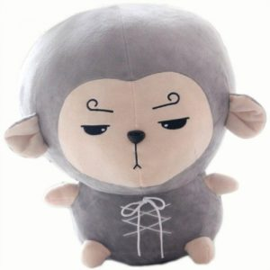 Hwayugi Grey Monkey Doll