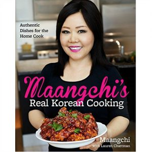 Maangchi Korean Cookbook
