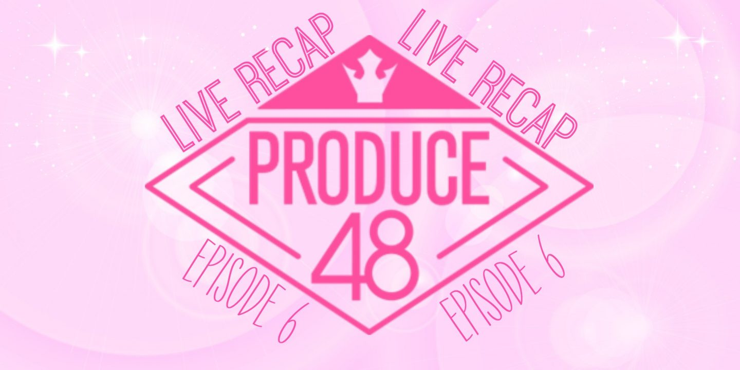 Produce 48 KPop Live Recap Episode 7 (Live English Translation)