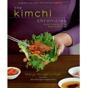 The Kimchi Chronicles Korean Cookbook