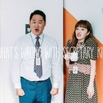 A man and a woman secretary looking crazy surprised in Secretary Kim