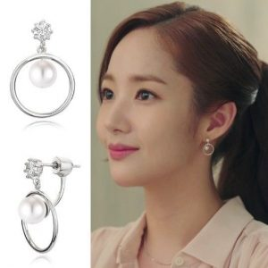 What's Wrong With Secretary Kim Jewelry Earrings