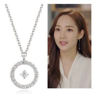 What's Wrong With Secretary Kim Jewelry Necklace