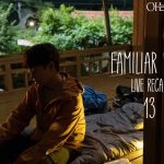 A person camping outside in Korean Drama Familiar Wife Live Recap 13