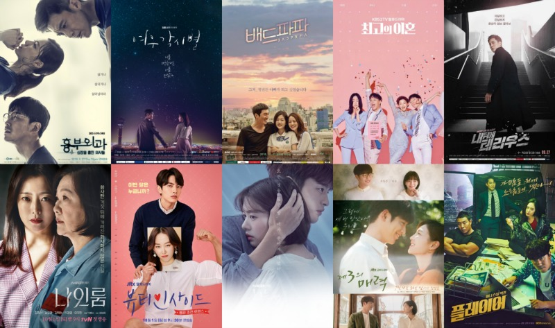 Premiering Korean Dramas for the end of September and early October 2018