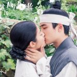Do Kyung-Soo kisses Nam Ji-Hyun in Korean Drama 100 Days My Prince
