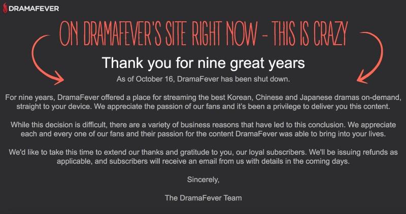 Image result for DramaFever