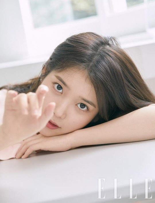 IU for Elle Korea Magazine Pictorial