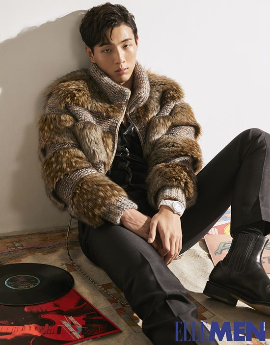 Sneak Peak: Ji Soo for Elle Men Thailand
