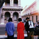 Song hye Kyo filming in havana Cuba