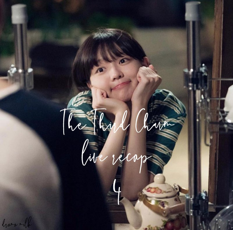 Esom doing aegyo and looking oh so adorable in Kdrama The Third Charm