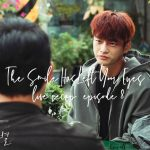 Seo In-guk looks at someone in The Smile Has Left Your Eyes