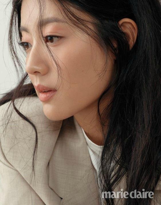 Nam Ji Hyun Marie Claire Korea Magazine Pictorial