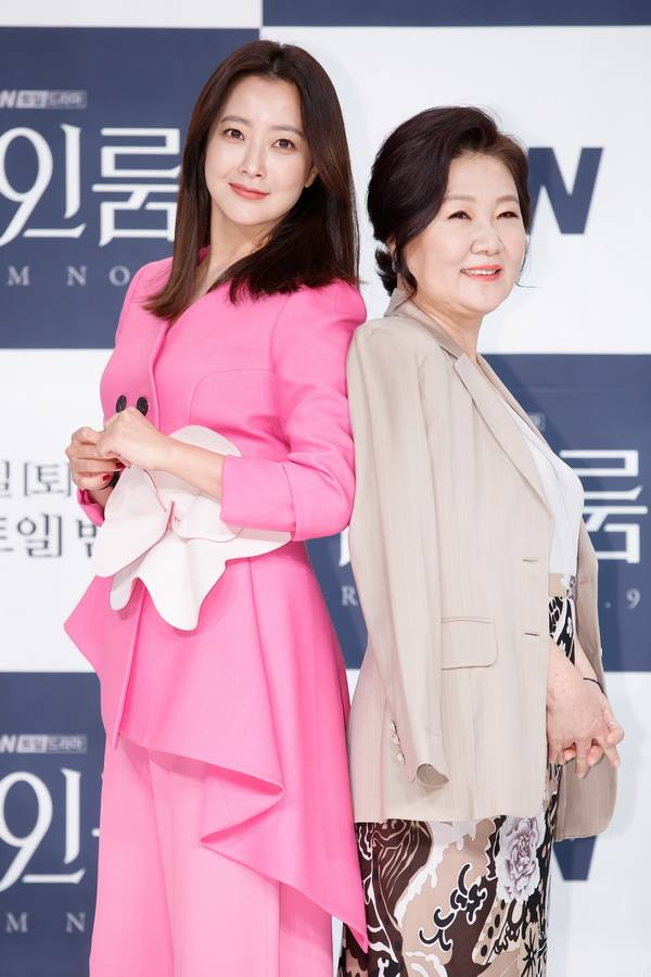 Press Conference for Kdrama Room No 9