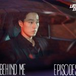 So Ji Sub in a car and a black suit in Terius Behind Me