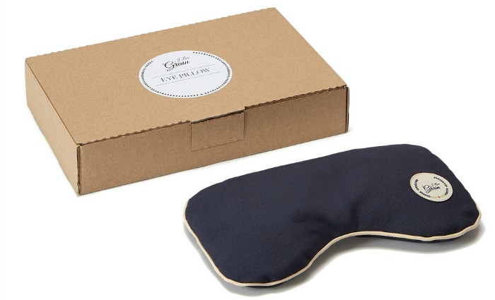 Holiday Gift Guide 2018 Organic Eye Pillow