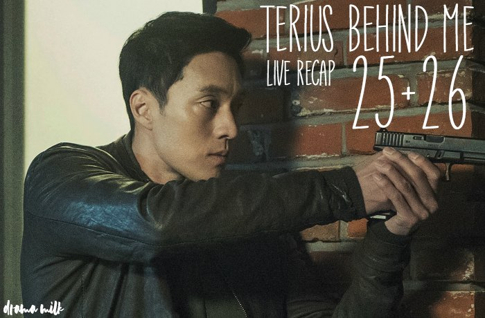 Terius Behind Me Episode 25 and 26 live recap
