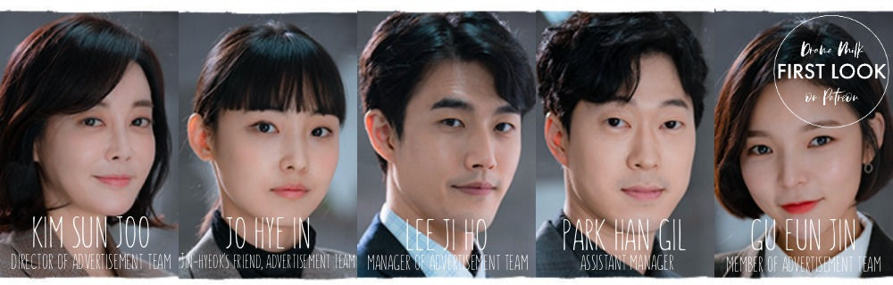 Character translations for Korean Drama Encounter