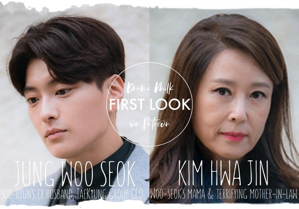 Character Descriptions: TaeKyung Group