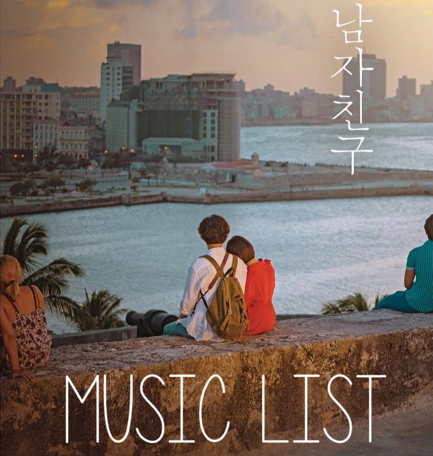 Music List for the Korean Drama Encounter (aka Boyfriend)