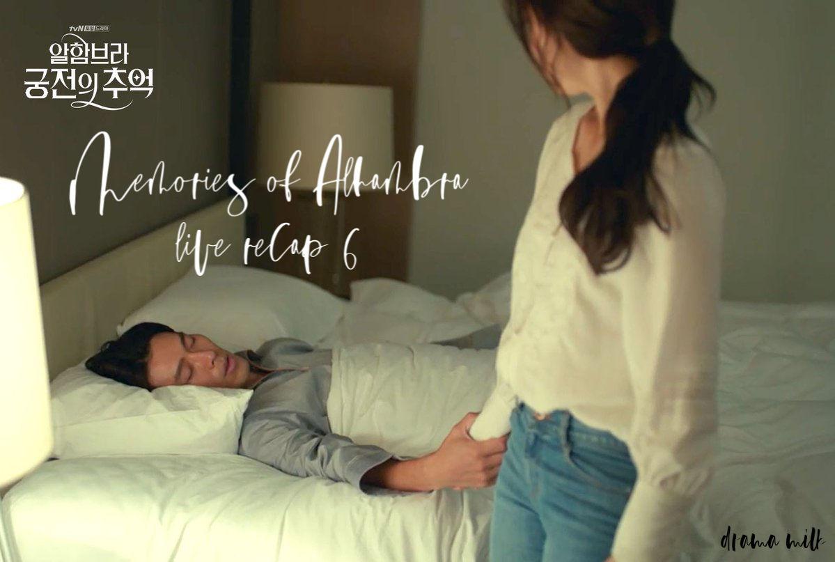Memories of Alhambra: Episode 6 Live Recap