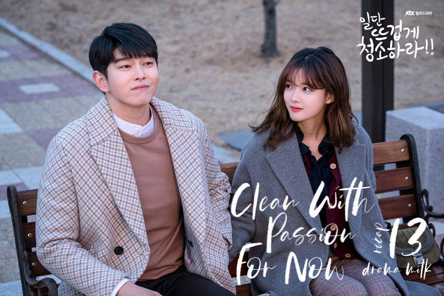 Clean With Passion For Now: Episode 13 Live Recap • Drama Milk