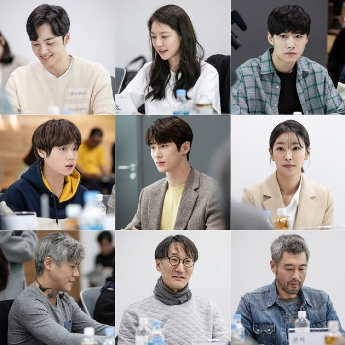 Script Reading for Korean drama Flower Crew: Joseon Marriage Agency