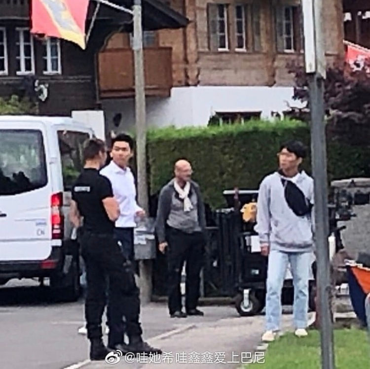 Behind the scenes with Hyun Bin of Kdrama Crash Landed Love (Emergency Love Landing)