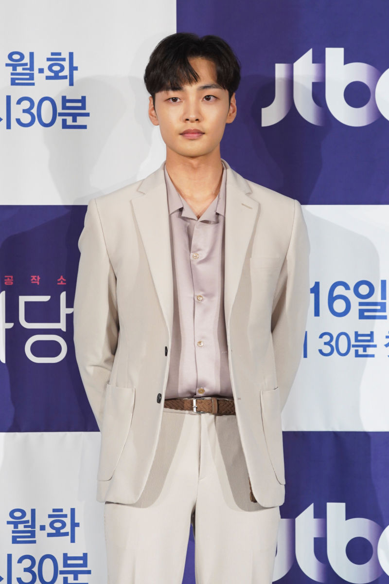 Flower Crew Joseon Marriage Agency Press Conference