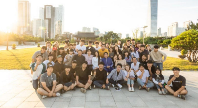 Hotel del Luna group photo