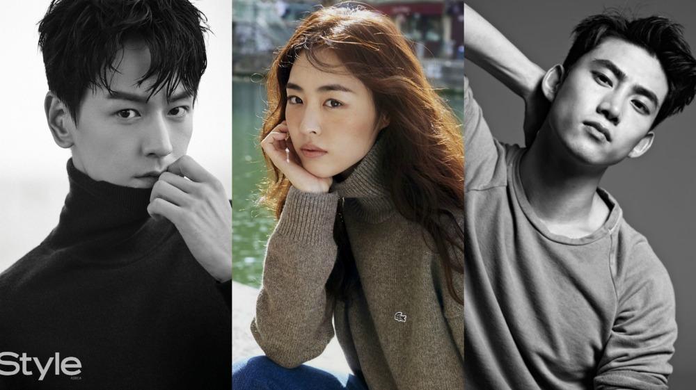 Im Joo-hwan, Lee Yeon-hee, Taecyeon