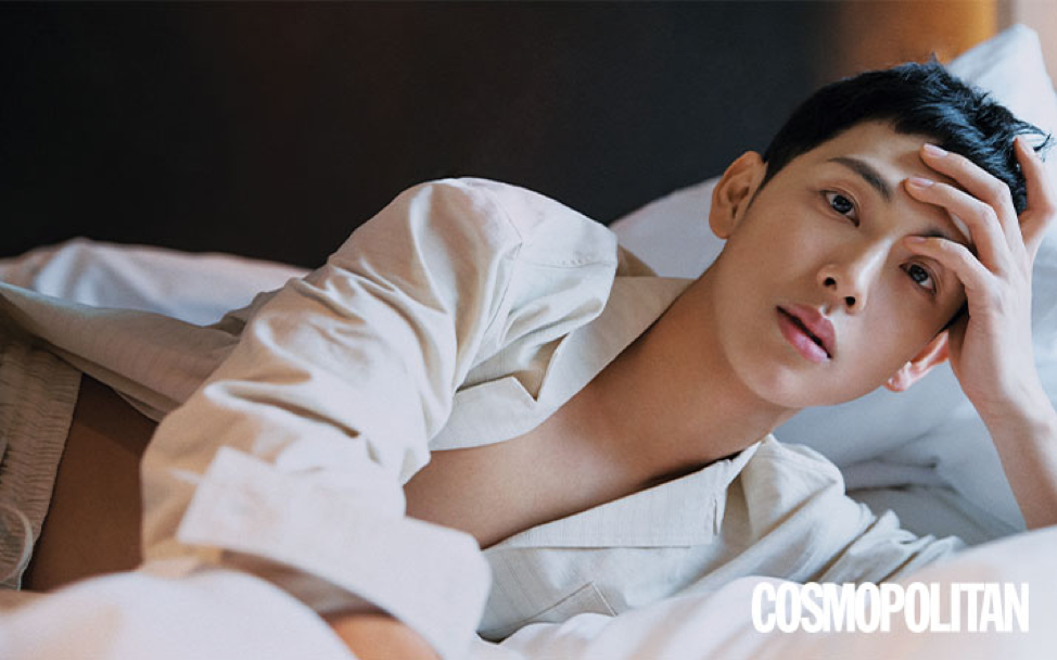 Im Siwan Cosmopolitan Korea Interview 2019