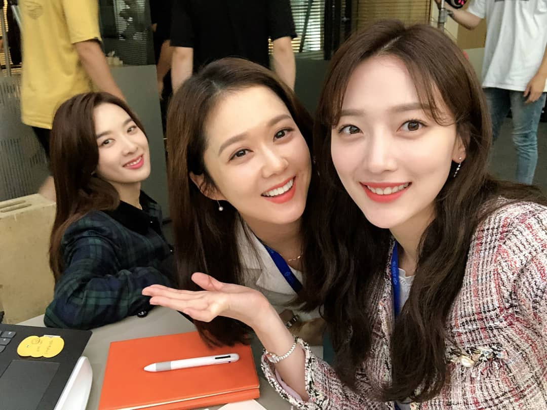 Behind the Scenes of Kdrama VIP with Lee Chung-ah, Jang Nara, and Pyo Yejin