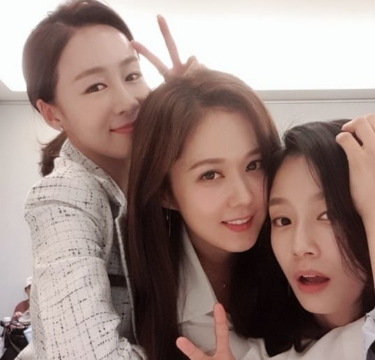 Behind the Scenes of Kdrama VIP with Lee Jin-hee, Jang Nara, and Kwak Sun-young