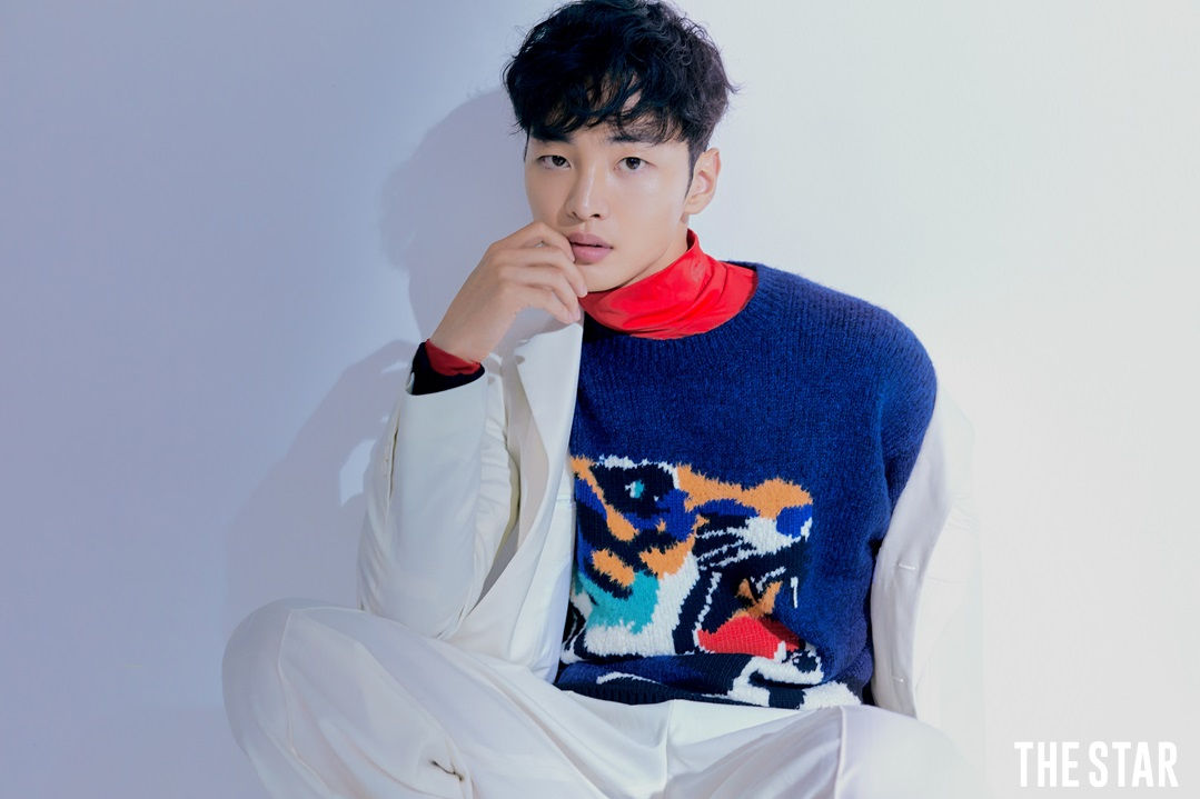 Kim Min-jae Interview with The Star Magazine