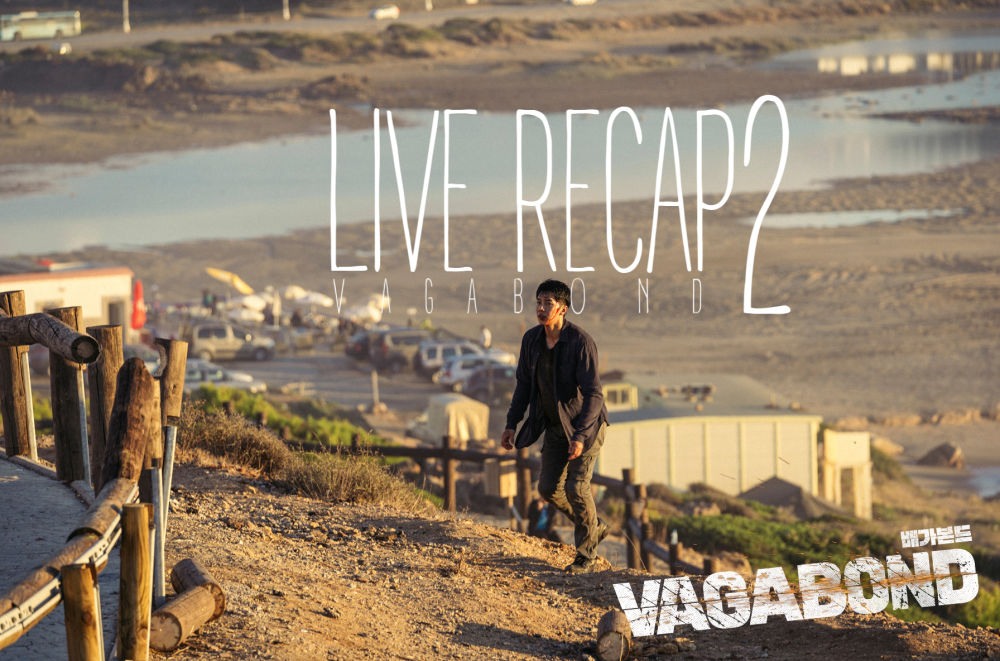 Episode 2 recap of Vagabond