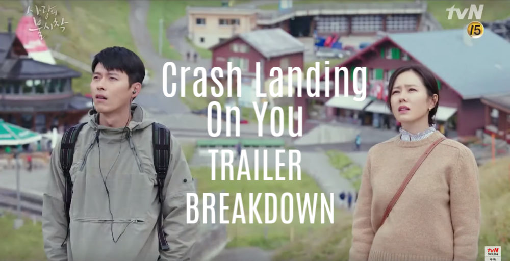 Crash Landing on you show theories and Trailer Breakdown