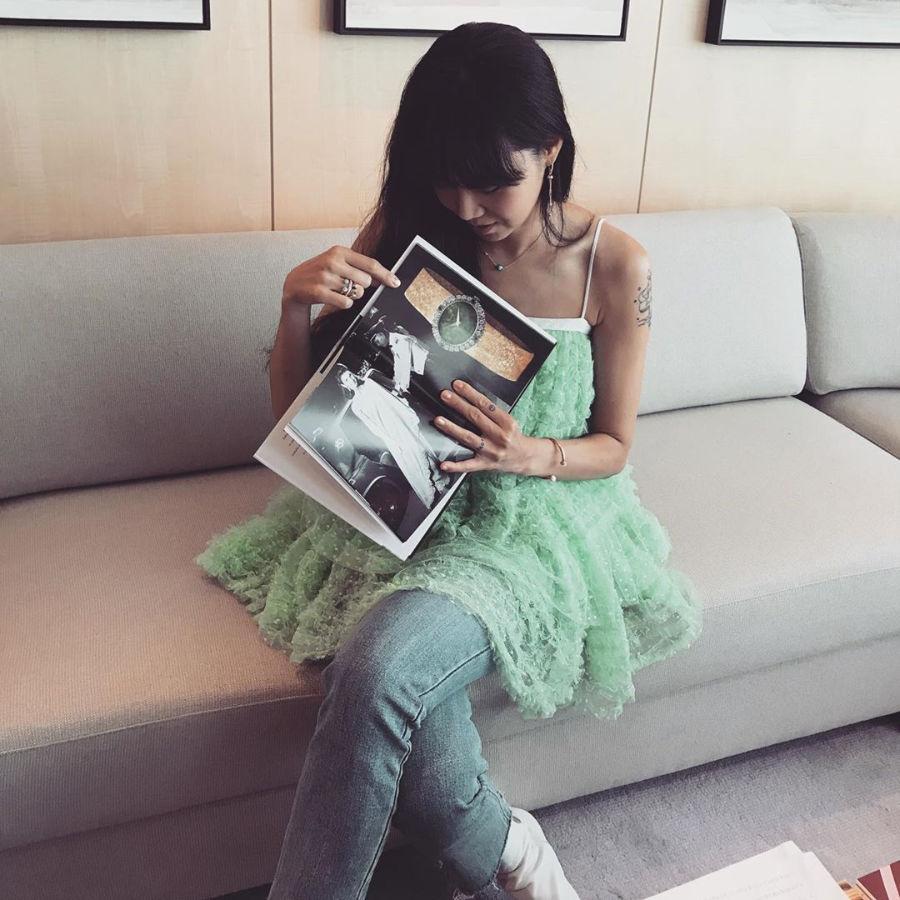 Gong Hyo Jin Instagram