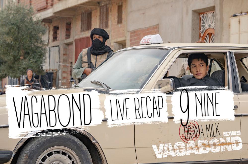 Vagabond Recap Episode 9