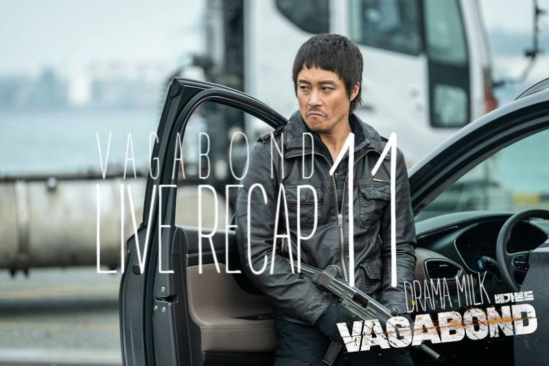 Vagabond (Netflix) Recap Episode 11
