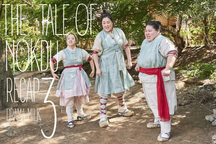 Recap 3 (5-6) The Tale of Nokdu