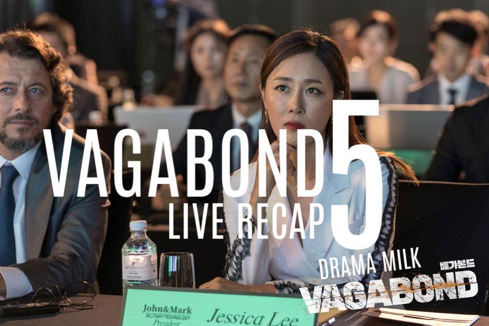 Episode 5 recap Vagabond