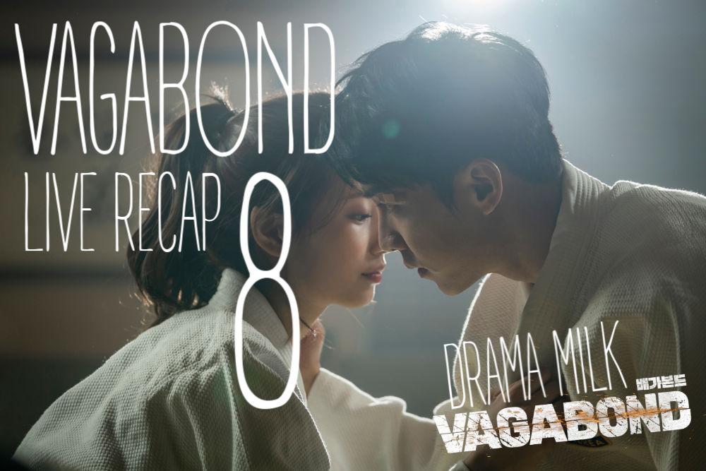 Episode 8 recap for the kdrama Vagabond
