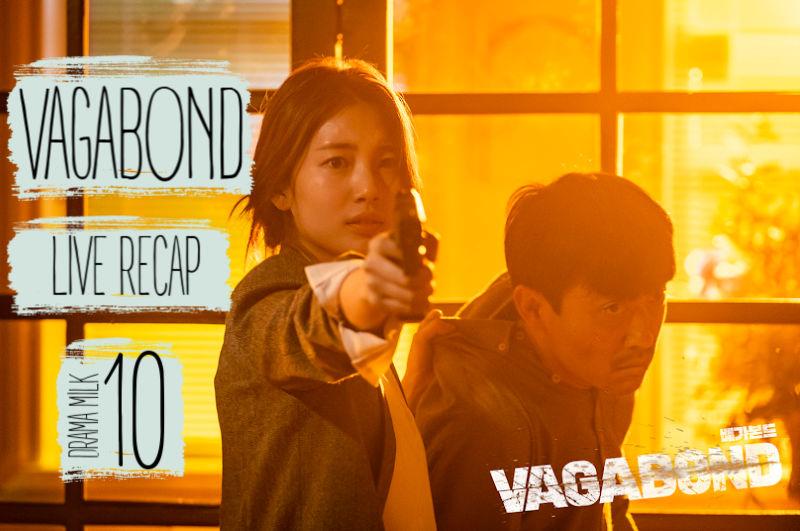 Recap Vagabond Episode 10