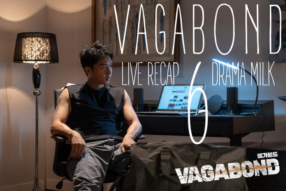 Vagabond Episode 6 Live Recap