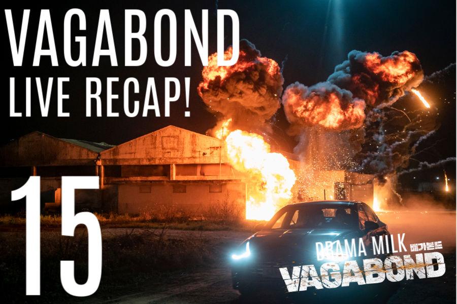 Vagabond Recap Episode 15