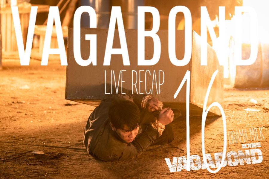 Vagabond Recap Episode 16