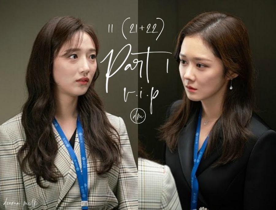 Recap VIP Episode 21 Korean drama